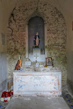 Photo: Intérieur de la chapelle Bonne Dame