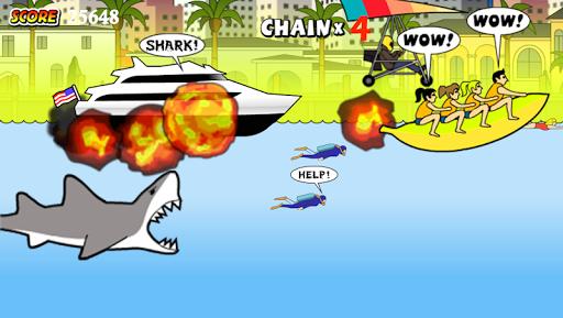 Shark Bite Simulator:Hungry Shark Attack 1.0.6 screenshots 11