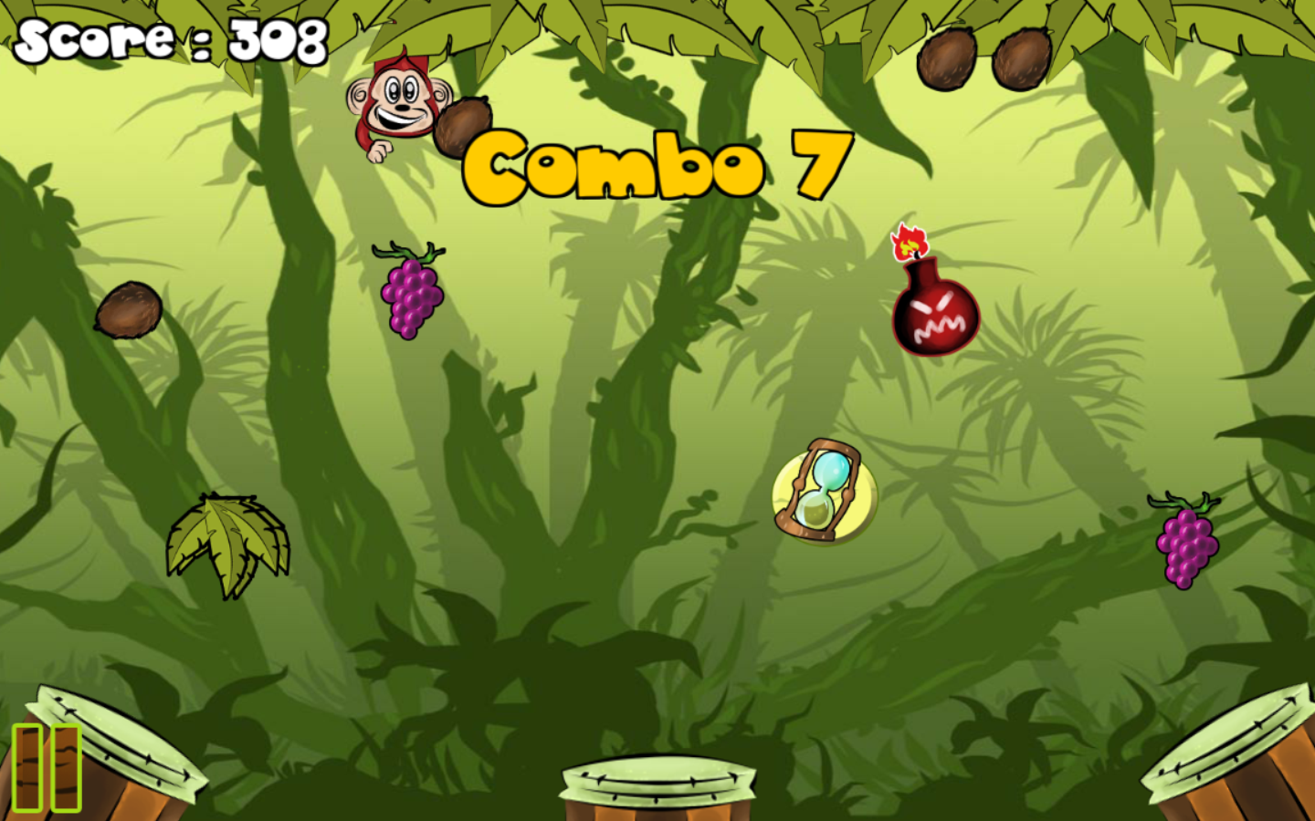 Bongo Bounce- screenshot
