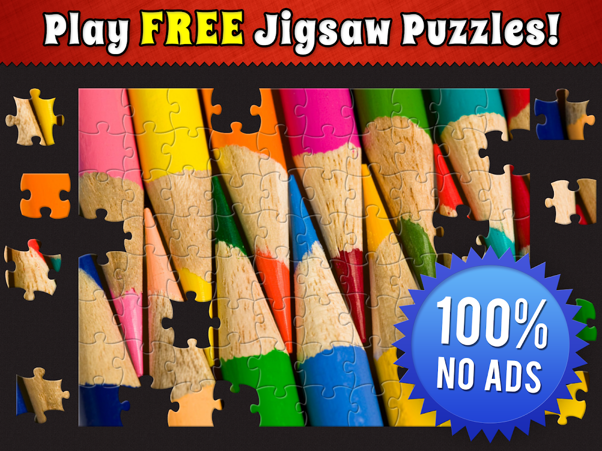 Jigsaw Puzzle Bug- screenshot