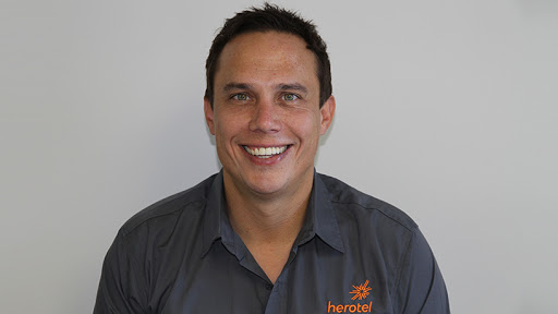 Van Zyl Botha, CEO and co-founder of HeroTel.