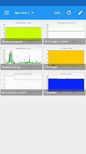 Munin for Android- screenshot thumbnail