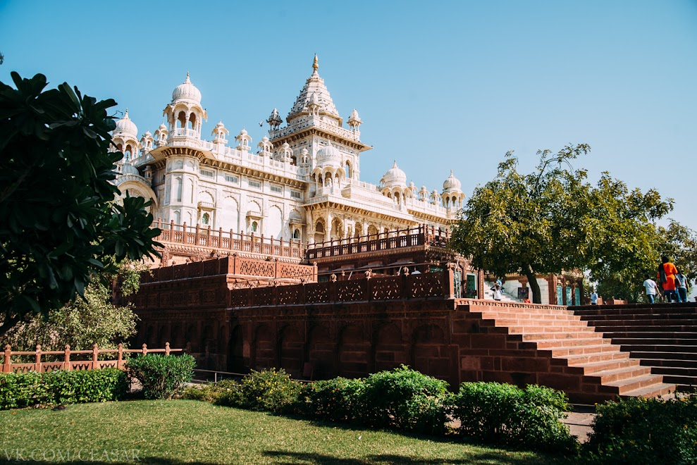 Jaswant Thada, Джодхпур