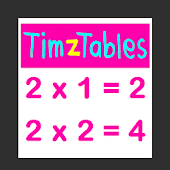 TimzTables Times Tables