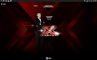 Screenshot of X Factor 2015