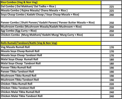Curry Up Noww menu 7