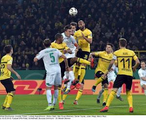 Encore accroché, Dortmund n'avance plus