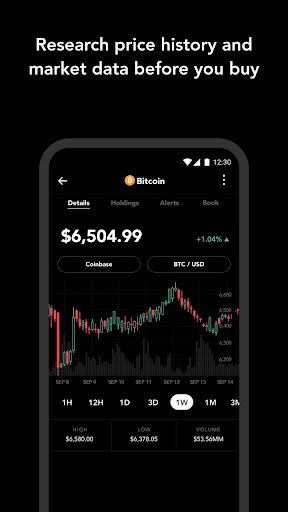 Blockfolio - Bitcoin and Cryptocurrency Tracker  screenshots 2