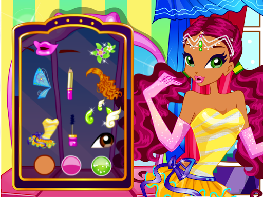 Dress up Layla Winx