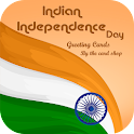 Indian Independence Day Cards icon