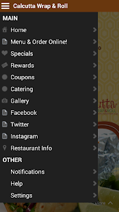 Calcutta Wrap & Roll- screenshot thumbnail