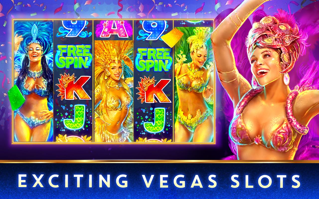 Queen of Rio Slots - Play Free Casino Slots Online