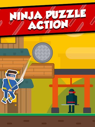 Mr Ninja - Slicey Puzzles 2.11 screenshots 9