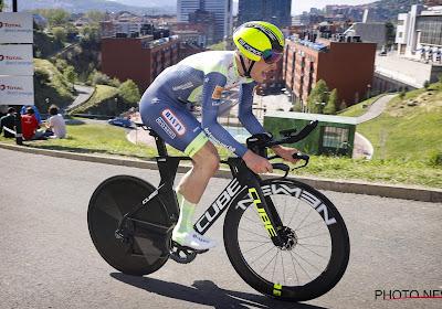 """Goed nieuws voor renner van Intermarché-Wanty-Gobert die moest opgeven: """"Hij zal snel herstellen"""""""