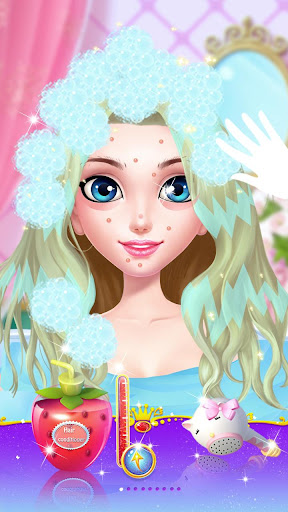 Princess Beauty Salon - Birthday Party Makeup  screenshots 22