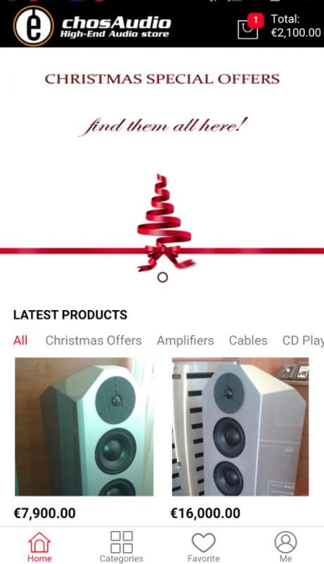 Echos Audio - Pre owned- screenshot