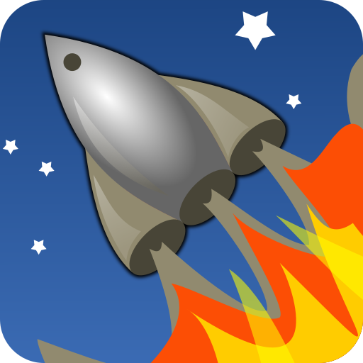 Rubber Rocket Racer