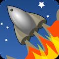 Rubber Rocket Racer