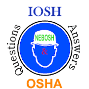 App Icon for Safety IOSH-NEBOSH-OSHA Questions and Answers App in United States Play Store