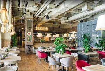 Ресторан Osteria Mario на Театральном проспекте