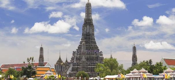 Templos de Banguecoque