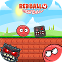 Red Ball Bounce Hero 4 icon