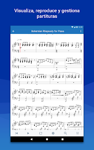 MuseScore: ver y reproducir partituras Screenshot