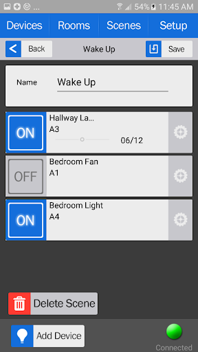 X10 WiFi V2.0.12 Screenshots 6