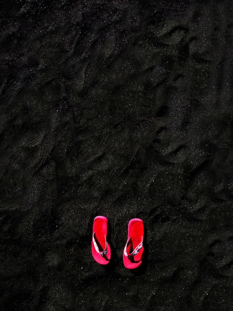 Relax sulla spiaggia nera di giuseppe46