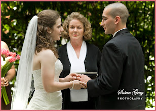 Photo: Historic Wilhite House Wedding - 6/09  - Anderson, SC - Wedding Officiant, Marriage Minister, Notary, Justice Peace - Brenda Owen - http://www.WeddingWoman.net   Photo courtesy of Susan Gray Photography   ~