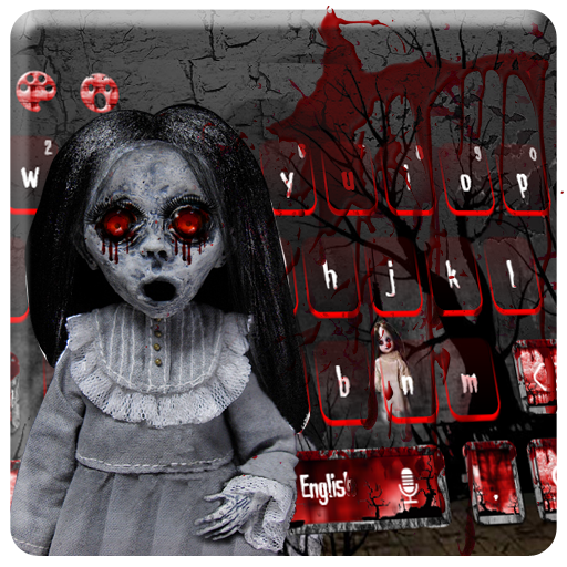 Horrible Bloody Mary Keyboard