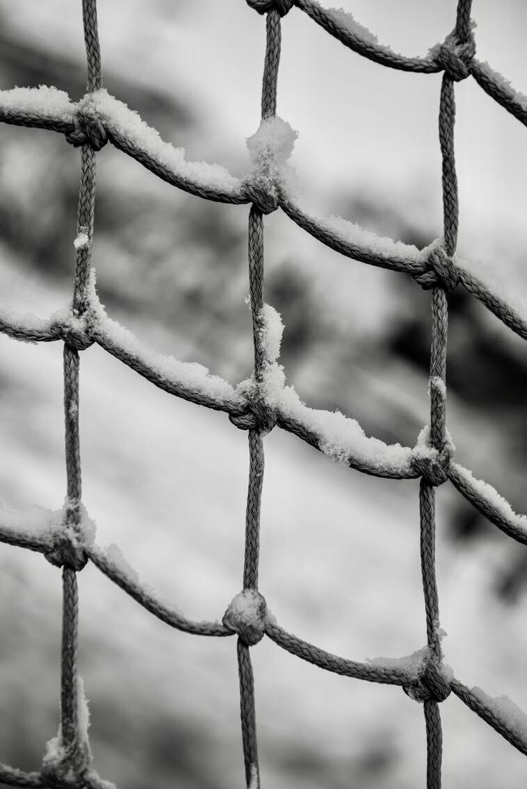 Come neve appesa ad un filo! di alessandra santoro ph