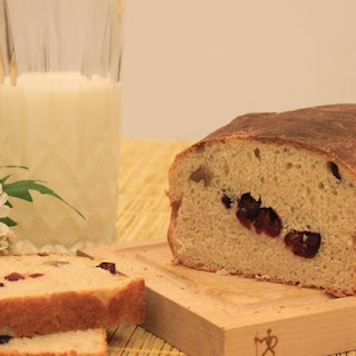 Cranberry, Honey And Walnut Loaf