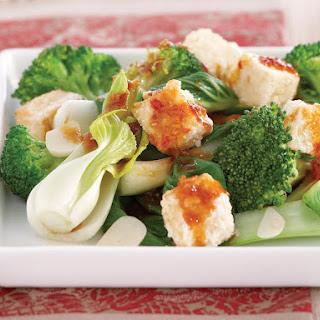 Thai-Style Chili Tofu