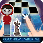 Coco - Remember Me Piano Tiles Icon