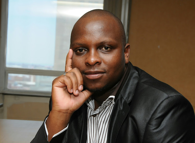 The EFF's Floyd Shivambu. Picture: SOWETAN