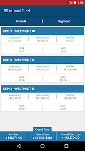 DNS Wealth - náhled