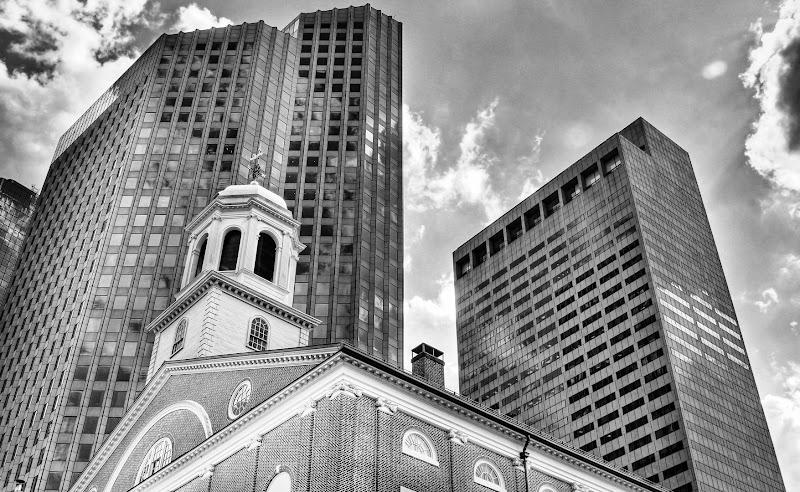 Photo: Old & New Boston, MA