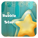 Bubble Star Emoji Keyboard icon
