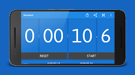 screenshot of Stopwatch and Timer