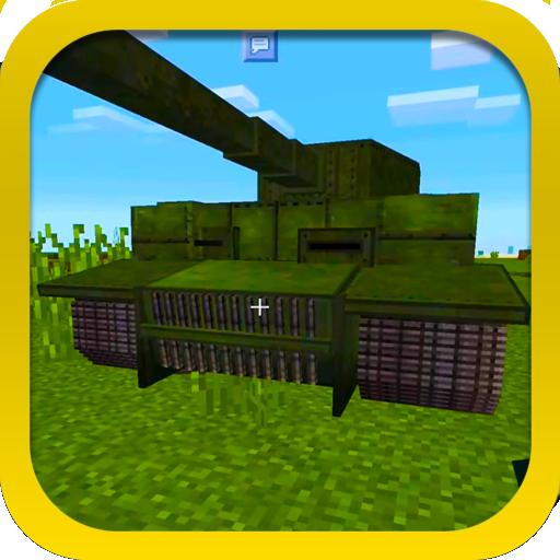War Tank Mod for MCPE! (game)