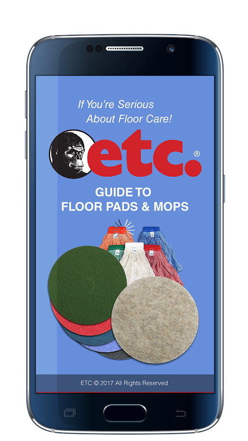 ETC Floor Care- screenshot
