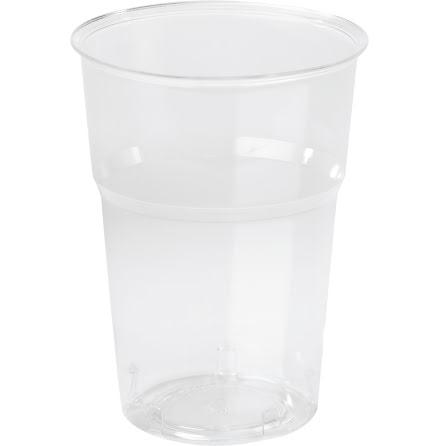 Plastglas Bio      25cl 50/rör