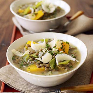 Lentil Stew with Butternut Squash