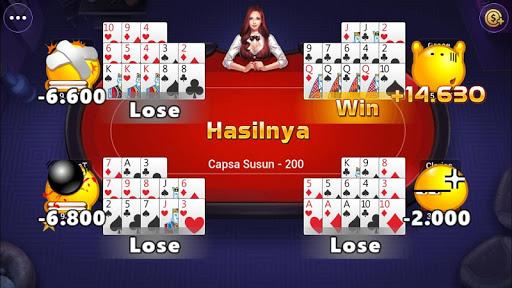 Capsa Susun, Chinese poker - Free forever 1.0 screenshots 4