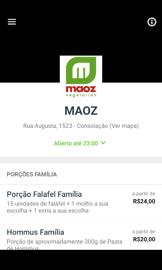 Maoz- screenshot