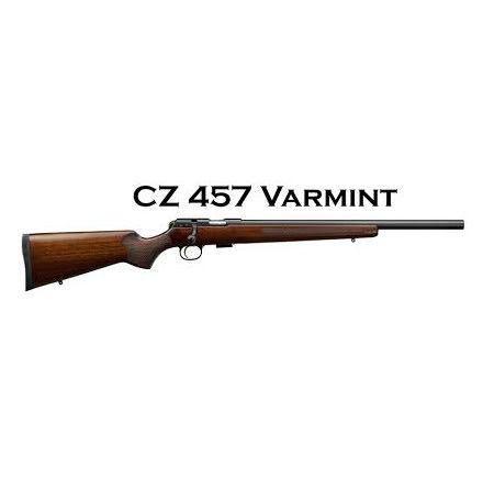 CZ 457 Varmint 22LR