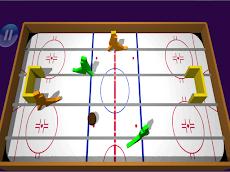 Table Ice Hockey 3dのおすすめ画像4