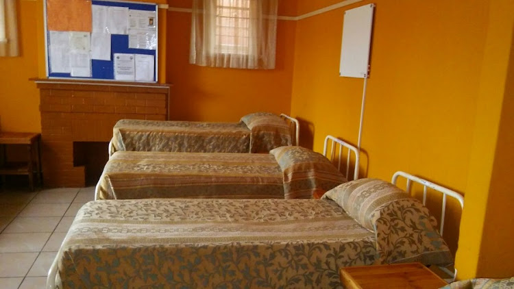 Rooms at the Masego Home for the Elderly in Krugersdorp.Picture: PENWELL DLAMINI