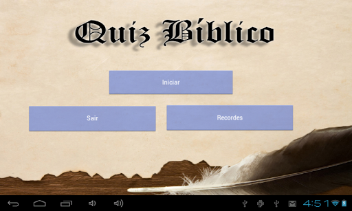Perguntas e Respostas Bu00edblicas 1.0.0 screenshots 1